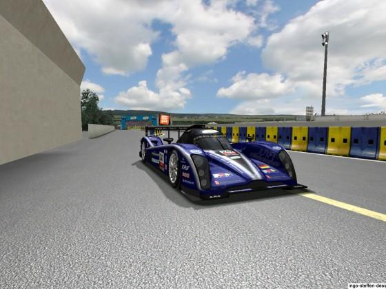 #247 KRS-SSR-Motorsport (Lola Aston Martin B08/60)